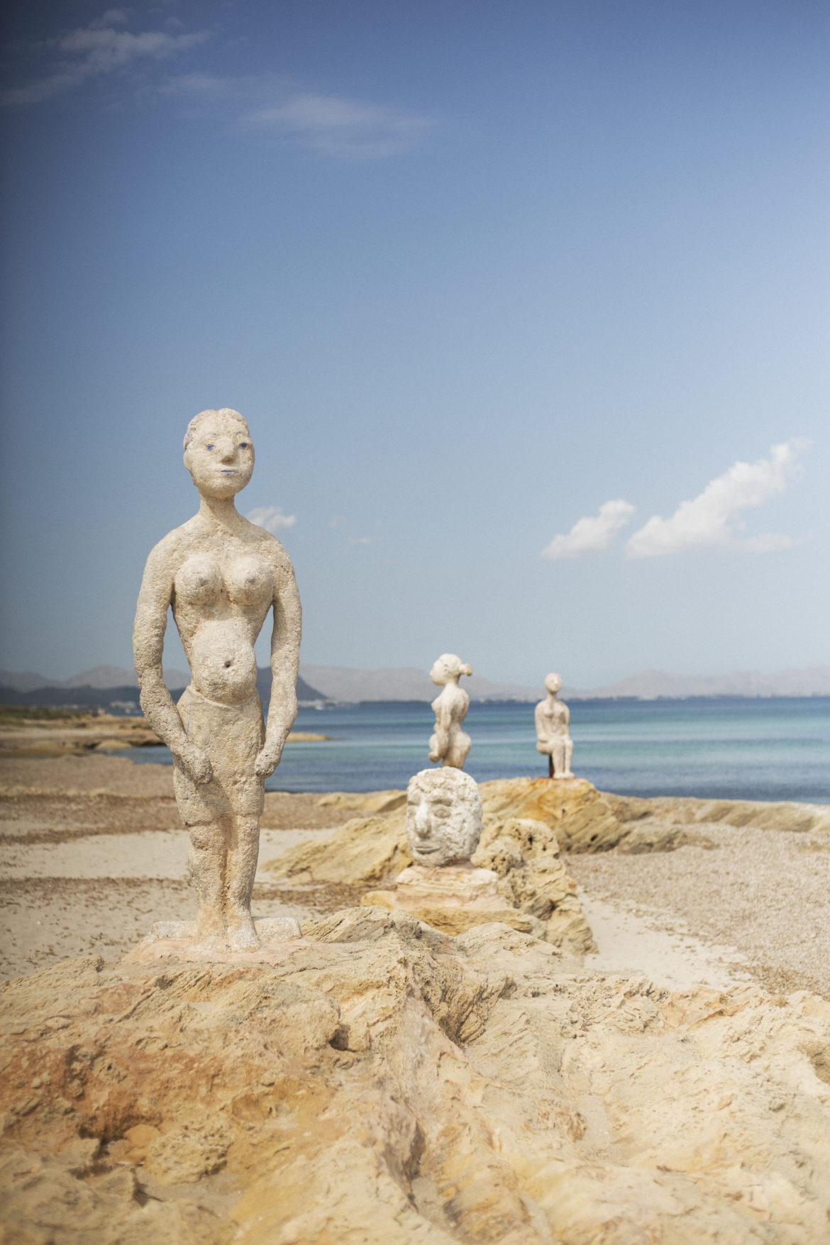esculturas de Joan Bennasar