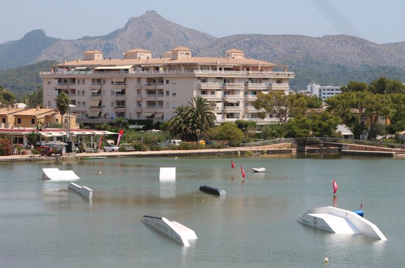wakeboard park en alcudia